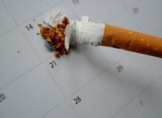 stop paleniu