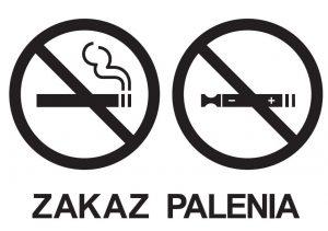 nowy znak zakazu palenia