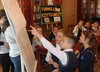 Międzyszkolny Turniej Czytelniczy w Trzebiatowie