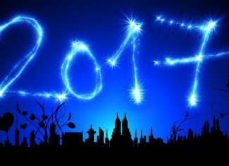 nowy rok w Gryficach