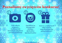 Zwycięzcy pierwszego konkursu na instagramie w gryficach
