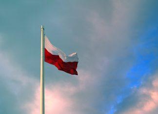 Flaga Polski, majówka 2018, majówka w powiecie gryfickim
