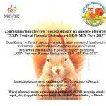 XIV Festiwal Piosenki Ekologicznej EKO-MIX Płoty 2017