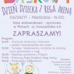 dzień dziecka - plakat