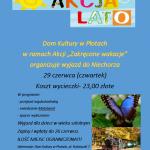 Akcja Lato - plakat