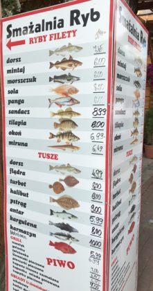 Ceny nad morzem - wakacje 2017