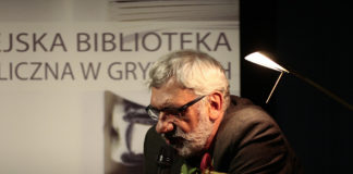 Wiktor Zborowski w MBP w Gryficach