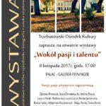 wystawa - plakat
