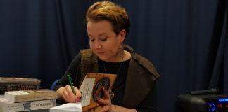 Spotkanie autorskie z Elżbietą Cherezińską