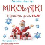 Mikołajki - plakat