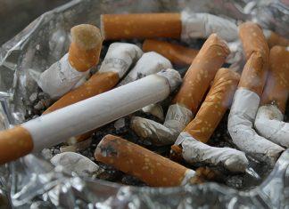 problem palenia