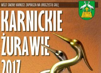 Karnickie Żurawie - plakat