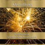 koncert operetkowy - plakat
