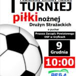 I Turniej Piłki Nożnej Drużyn Strażackich