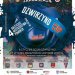 Dźwirzyno Cup - plakat
