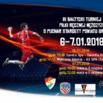 Bałtycki Turniej Piłki Nożnej - plakat