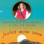 Spotkanie autorskie z Celiną Skibą - plakat