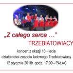 Trzebiatowiacy - koncert