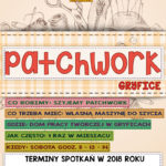 patchwork - plakat