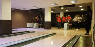Capitol Bowling