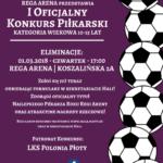 I Oficjalny Konkurs Piłkarski