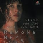Koncert Ramony Rey i Tomka Skierczyńskiego w Płotach