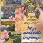 WYSTAWA MALARSKA - PLAKAT