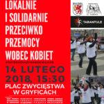 protest wobec przemocy