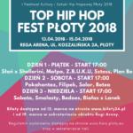 festiwal w Płotach, Top Hip Hop Fest Płoty 2018