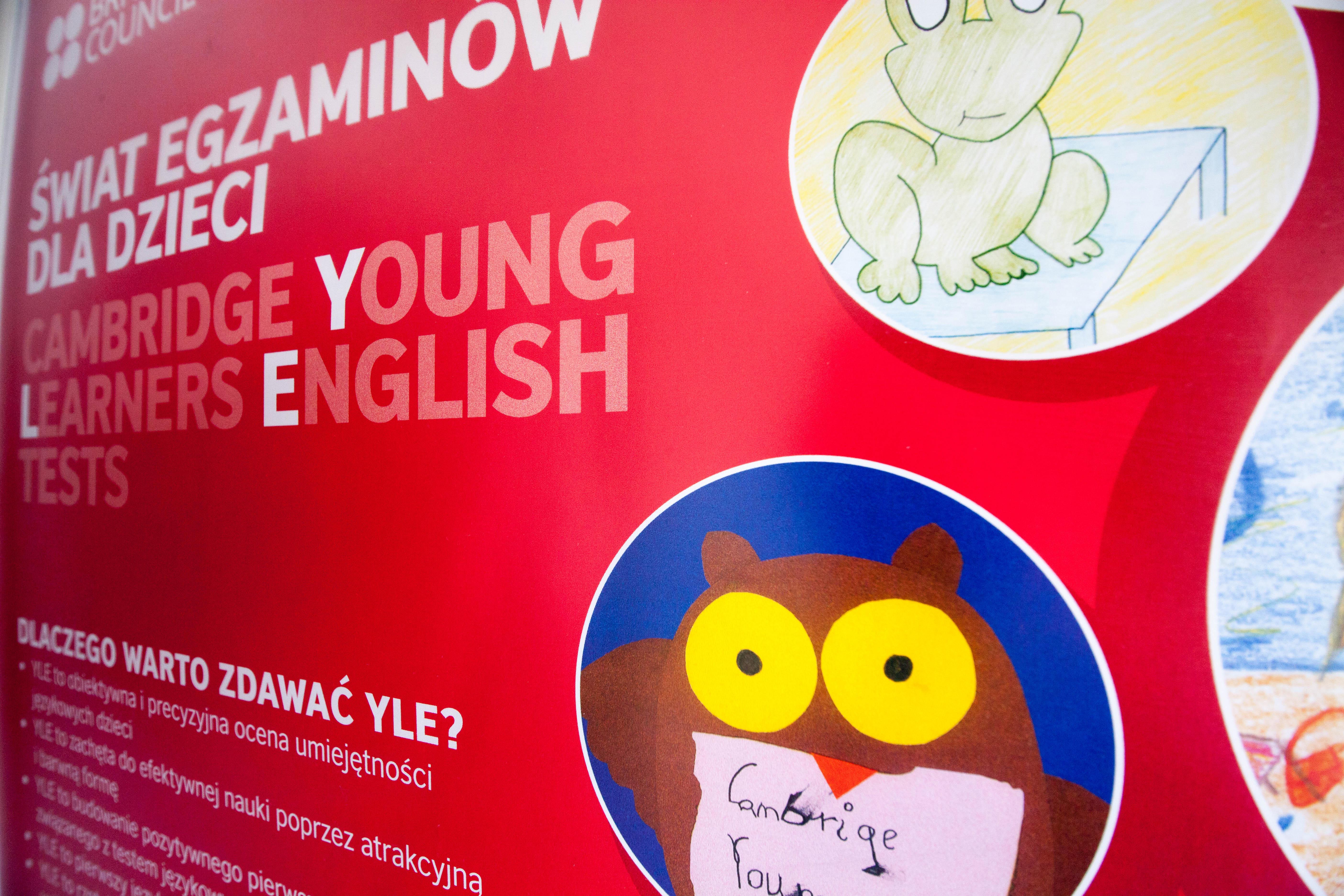 nauka języka w szkołach podstawowych