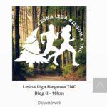 Bieg w Dziwnówku, Leśna Liga Biegowa TNC, kwiecień 2018