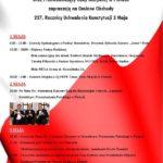 Majówka 2018, Płoty, harmonogram wydarzeń podczas majówki w Płotach