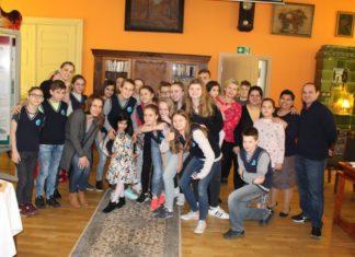 Spotkanie z kazji Światowego Dnia Romów, Trzebiatowski Ośrodek Kultury, kwiecień 2018