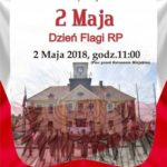 Majówka w Trzebiatowie, Dzień Flagi RP w Trzebiatowie, majówka 2018