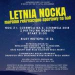 """""""Letnia Nocka"""" w Płotach, czerwiec 2018"""