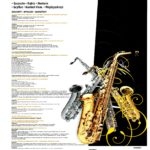 Festiwal saksofonowy w Kościele pw. NMP w Gryficach, maj 2018