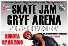 Skate Jam Gryf Arena, czerwiec 2018