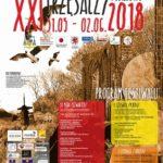 XXI Międzynarodowy Festiwal Muzyki Gitarowej, Trzęsacz 2018