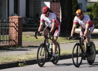 Puchar Polski w Szosowych Maratonach Rowerowych,Drużynowa Jazda na Czas Amatorskich Zespołów Kolarskich, czerwiec 2018