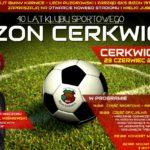 otwarcie stadionu w Cerkwicy, koncert Michała Wiśniewskiego w Cerkwicy