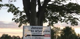 wioska artystyczna janowo