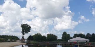 Otwarto kąpielisko miejskie w Gryficach.