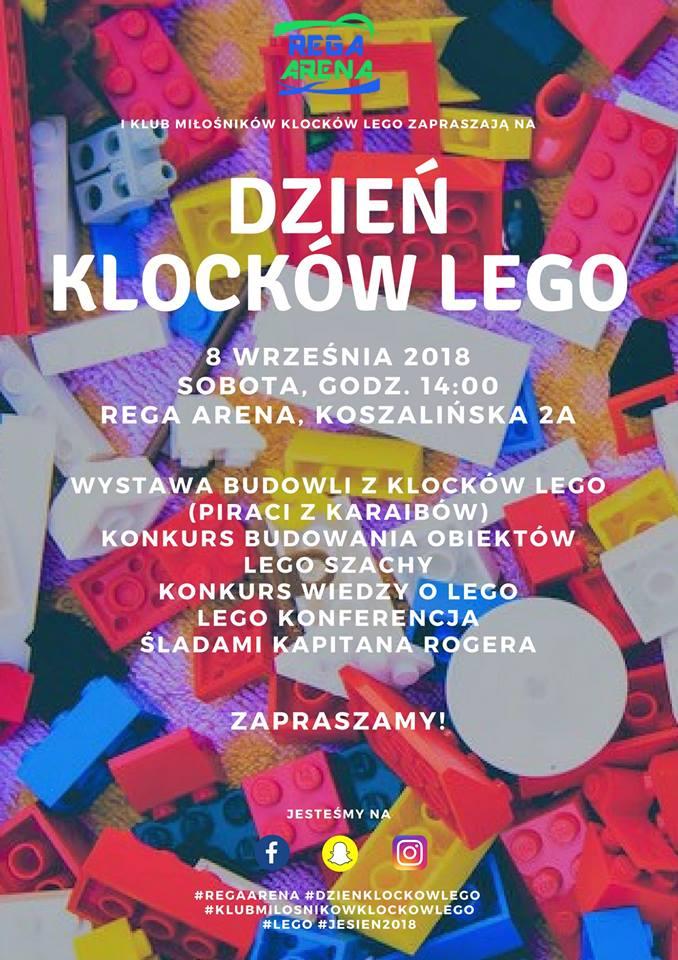Rega Arena, Płoty, Dzień Klocków Lego