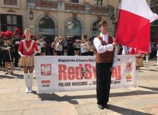 """W środę (19.09.2018) Gryficka orkiestra Red Swing Low walczyła o najwyższe laury podczas III Międzynarodowego Festiwalu Orkiestr """"Golden Sardana"""" w Hiszpanii."""