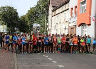 """15 września odbył się XXI Międzynarodowy Bieg Uliczny """"O Sztachetkę"""". Prezentujemy zdjęcia z wydarzenia."""