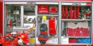 Straż Pożarna w gminie Trzebiatów otrzymała dzięki dofinansowaniu nowe sprzęty.
