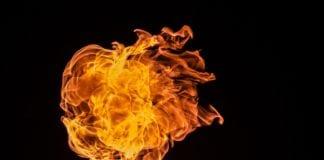 pożar w brojcach