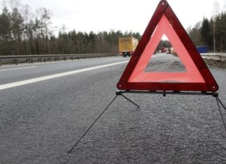 W Gryficach doszło do nietypowego zdarzenia drogowego.