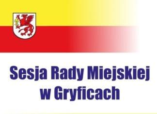 IV (nadzwyczajna) sesja Rady Miejskiej w Gryficach zwołana została na dzień 31 grudnia 2018 r.