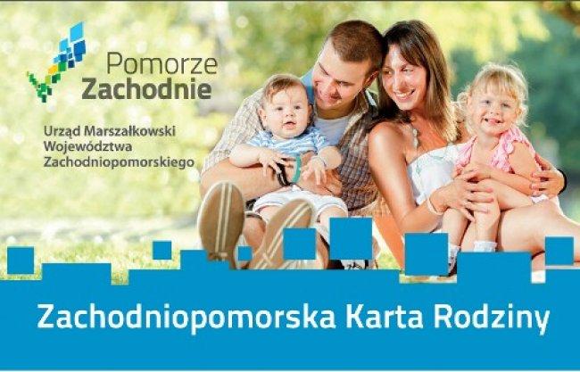 Gmina Trzebiatów przystąpiła do programu Zachodniopomorskiej Karty Rodziny i Karty Seniora.